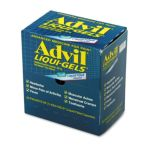 Advil - Pain Reliever Fever Reducer 200 mg, 50 packets,1 count 0305730169028  / UPC 305730169028