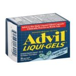 Advil - Advanced Medicine For Pain Liqui-gels 200 mg,20 count 0305730169202  / UPC 305730169202