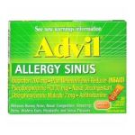 Advil - Allergy Sinus 0305730188104  / UPC 305730188104