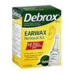 GlaxoSmithKline - Earwax Removal Kit 0307661021093  / UPC 307661021093