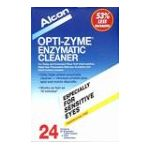 Alcon - Enzymatic Cleaner 24 tablet 0309980120242  / UPC 309980120242