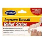 Dr. Scholl -  Ingrown Toenail Relief Strips 6 strips 0311017325605