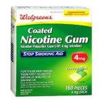 Drugstore.com -  Coated Nicotine Gum Mint 4 mg,160 count 0311917110295