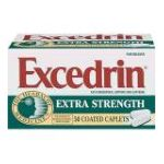 Excedrin -  Extra Strength Coated Caplets 50 coated caplets 0319810000224