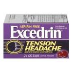 Excedrin -  Pain Reliever 0319810002914