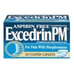 Excedrin -  Acetaminophen And Diphenhydramine Citrate 24 caplets 0319810003225