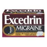 Excedrin -  Pain Reliever Pain Reliever Aid 50 coated caplets 0319810008657