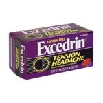 Excedrin -  Pain Reliever Pain Reliever Aid 100 caplets 0319810008930