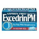 Excedrin -  Acetaminophen And Diphenhydramine Citrate 0319810070678
