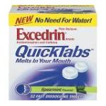 Excedrin -  Pain Reliever 32 tablet 0319810300416
