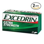 Excedrin -  Pain Reliever Pain Reliever Aid 250 caplets 0319810300867
