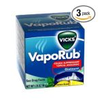 Vicks - Cough Suppressant Topical Analgesic 0323900010512  / UPC 323900010512