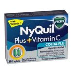 Vicks - Cold & Flu 0323900011434  / UPC 323900011434