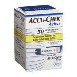 Accu-chek - Accu-chek Aviva Test Strips 0365702106109  / UPC 365702106109
