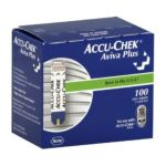 Accu-chek -  Aviva Plus Blood Glucose Test Strips 0365702408104