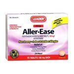 Good Sense -  Aller-ease 24 Hour Tablets Non Drowsy 180 mg, 45 ea,45 count 0370030129072