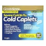 Good Sense -  Severe Cold Formula Capsules 16 ct 0370030145263