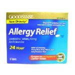 Good Sense -  Allergy Relief, 10 ea,10 count 0370030146628