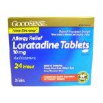Good Sense -  Allergy Relief, 20 ea,20 count 0370030146635