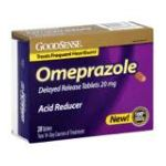 Good Sense -  Acid Reducer 20 mg, 28 tablet,1 count 0370030148639