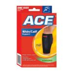 Ace -  Ace Shin Calf Support Universal Ersal 1x1 Each Becton Dickinson Elastic Hlt 0382902039655