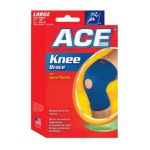 Ace -  Ace Knee Support Neoprene O P Medium 1x1 Each Becton Dickinson Elastic Hlt 16.75 in 0382902072386