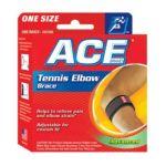 Ace - Tennis Elbow Br 1 brace 0382902072881  / UPC 382902072881