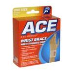 Ace -  Wrist Br With Thumb Loop One Size 1 brace 0382902073062