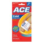 Ace - Instant Cold Compresses 2 compresses 0382902075141  / UPC 382902075141