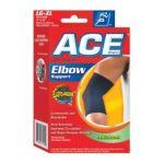 Ace - Ace Elasto-preene Elbow Large Extra Large 1x1 Each Becton Dickinson Elasti 0382902075240  / UPC 382902075240