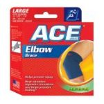 Ace - Ace Tekzone Elbow Brace Neo Large Extra Large 1x1 Each Becton Dickinson El 1 brace 0382902077435  / UPC 382902077435