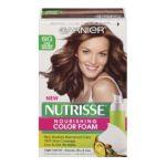 Garnier -  Nourishing Color Foam Permanent Haircolor Iced Golden Brown 6ig 0603084281763