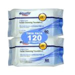 Equate -  Facial Cleansing Towelettes 120 Wet Towelettes Compare To Pond's Clean Sweep 0605388563187