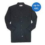 Williamson Dickie -  Dickies | Dickies 574 Men's Long Sleeve Work Shirt 0607645069142