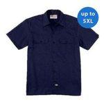 Williamson Dickie -  Dickies | Dickies Men's Short Sleeve Work Shirt 0607645073651