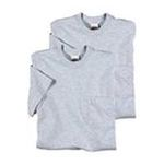 Williamson Dickie -  Mens Work T-Shirts Short Sleeve by Dickies 2 Count in Ash Gray 0607645130378