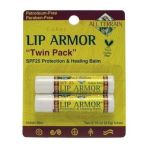 All terrain -  Lip Armor Protection & Healing Balm Indian Mint Flavor Spf 0608503041171
