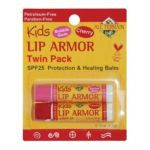 All terrain -  Kids Lip Armor Spf25 Lip Balm Twin Pack Bubble Gum And Cherry 0608503041201
