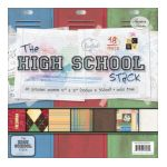 Givenchy -  High School Paper Stack 12 X12 48 Sheets Pad 0611356939694