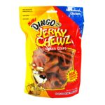 Dingo -  Jerky Chewz Chicken Chips Mini Dog Treats 0615650200207