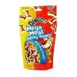 Dingo -  Mega Meat Chewy Bones 0615650800414