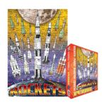 Eurographics -  Rockets Jigsaw Puzzle For Kids 0628136600156
