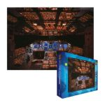 Eurographics -  Columbia Space Shuttle Cockpit Jigsaw Puzzle 0628136602655