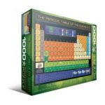 Eurographics -  The Periodic Table Of The Elements Jigsaw Puzzle 0628136610018