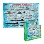 Eurographics -  Airplanes Jigsaw Puzzle For Kids 0628136610865