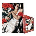 Eurographics -  Portrait Of Ira Jigsaw Puzzle 0628136612050