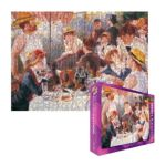 Eurographics -  The Luncheon Of The Boating Party Jigsaw Puzzle 0628136620314