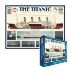 Eurographics -  Titanic Jigsaw Puzzle 0628136635103
