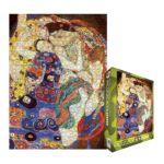 Eurographics -  Die Jungfrau The Virgin 1913 Jigsaw Puzzle 0628136636933
