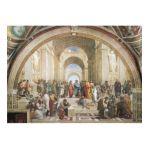 Eurographics -  School Of Athens Raphael Jigsaw Puzzle 0628136641418